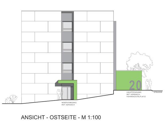 Wettbewerb FH Nordhausen Geb 20
